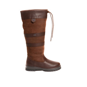 Galway Ex-Fit Boots Walnut