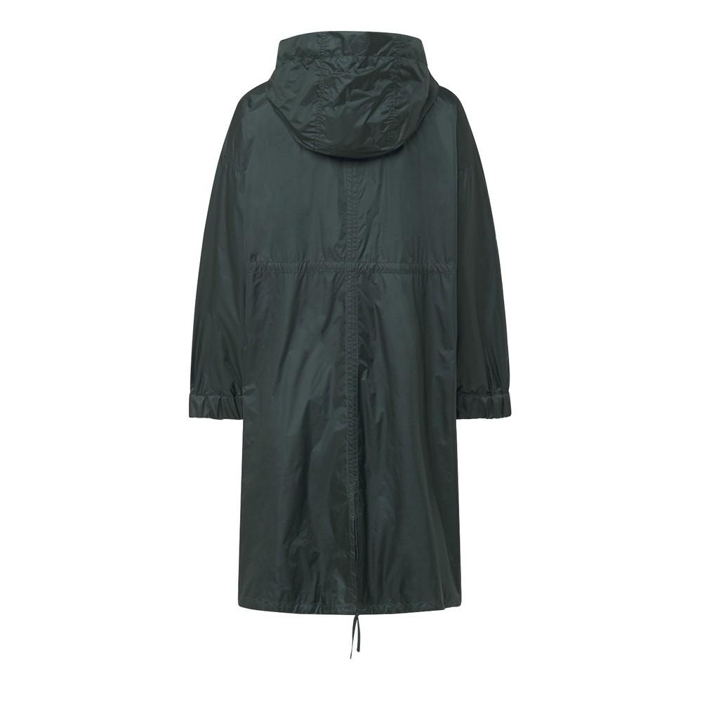 Marella Vento Raincoat Dark Green