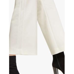 Marella Eterno Wide Leg Crops Off White