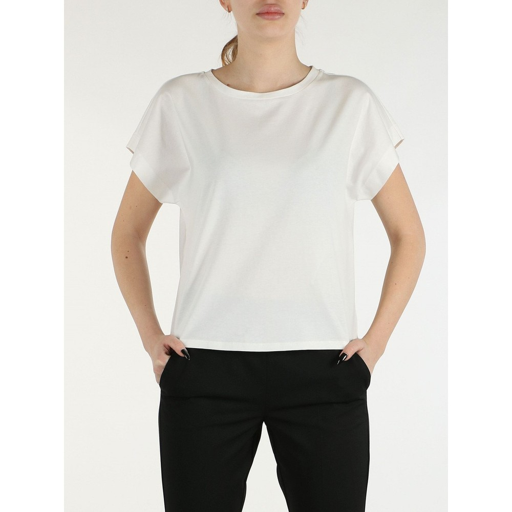 Marella Tundra Boxy T Shirt White