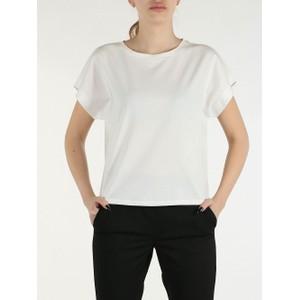 Marella Tundra Boxy T Shirt in White