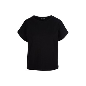 Tundra Boxy T Shirt Black