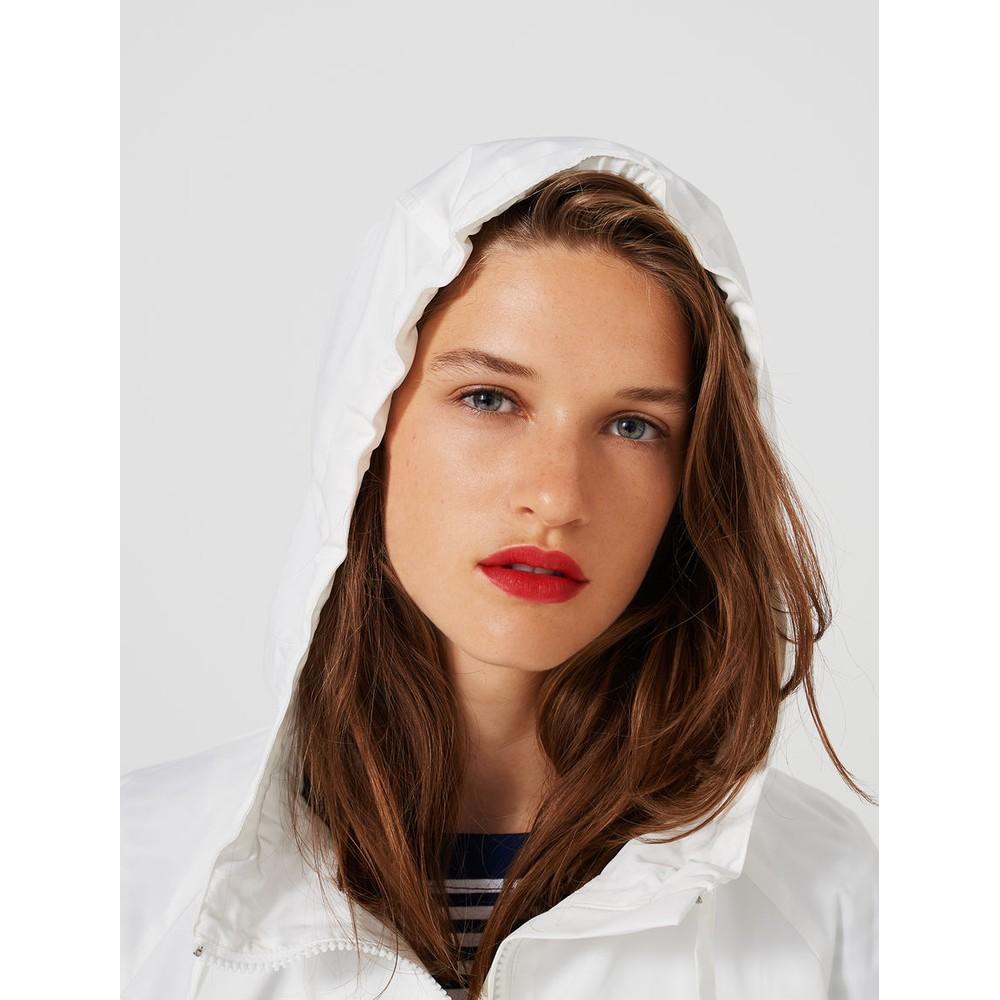 Marella Piave Hooded Jacket White