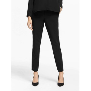 Lampone Smart Trousers Black