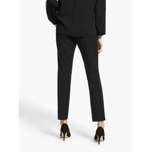 Marella Lampone Smart Trousers Black