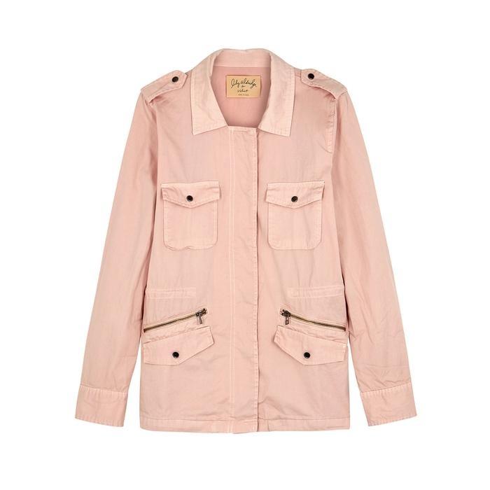 Velvet Ruby 4 Pk  Zip Jacket Ballet Pink
