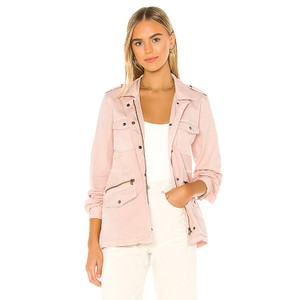 Ruby 4 Pk  Zip Jacket Ballet Pink
