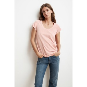 Katie Short Slv Top Rosetta
