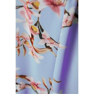 Marella Cutter Floral Dress Light Blue/Multi