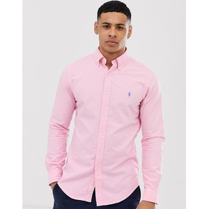 L/S Slim Fit Sports Shirt Taylor Rose