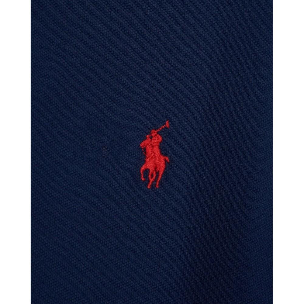 Polo Ralph Lauren S/S Slim Fit Polo Newport Navy