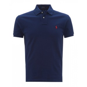 S/S Slim Fit Polo Newport Navy