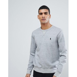 Classic Logo Sweatshirt Grey Heather