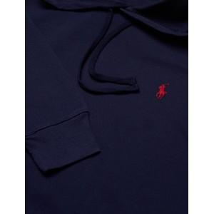 Polo Ralph Lauren L/S Hooded Mesh Top Newport Navy
