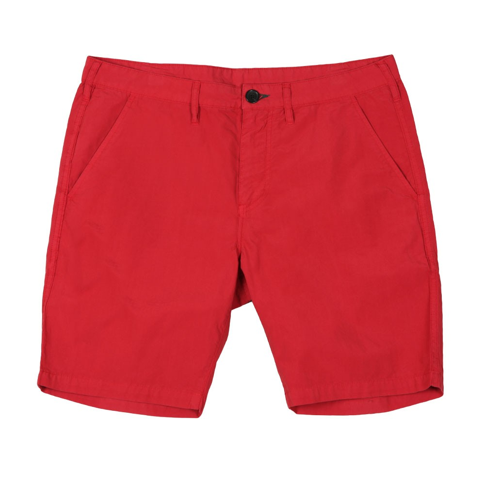 Paul Smith Regular Fit Shorts Red