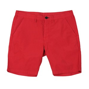 Regular Fit Shorts Red