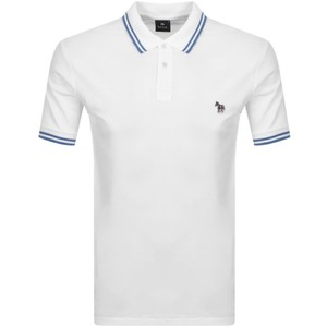 S/S Regular Fit Polo White
