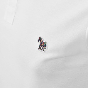 Paul Smith S/S Regular Fit Polo White