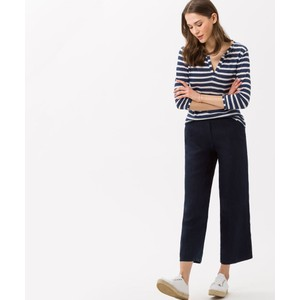 Maine Relaxed Linen Trouser Navy