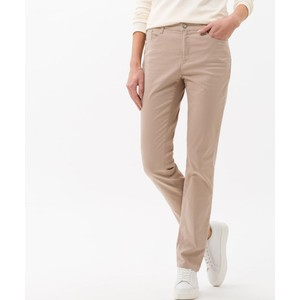Brax Mary Slim Fit Trousers Sand