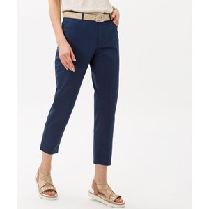 Mary Slim Fit Trouser Blue