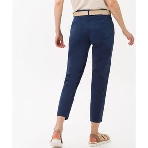 Brax Mary Slim Fit Trouser Blue