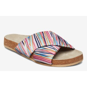Sandy Stria Sandal Multicolour