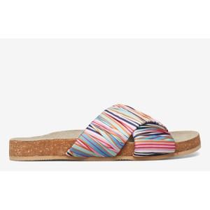 Becksondergaard Sandy Stria Sandal Multicolour