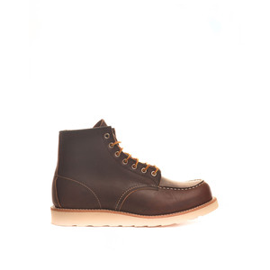 Classic Moc Toe Boot Dark Brown