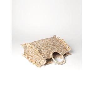 Becksondergaard Mix Falka Straw Bag Nature