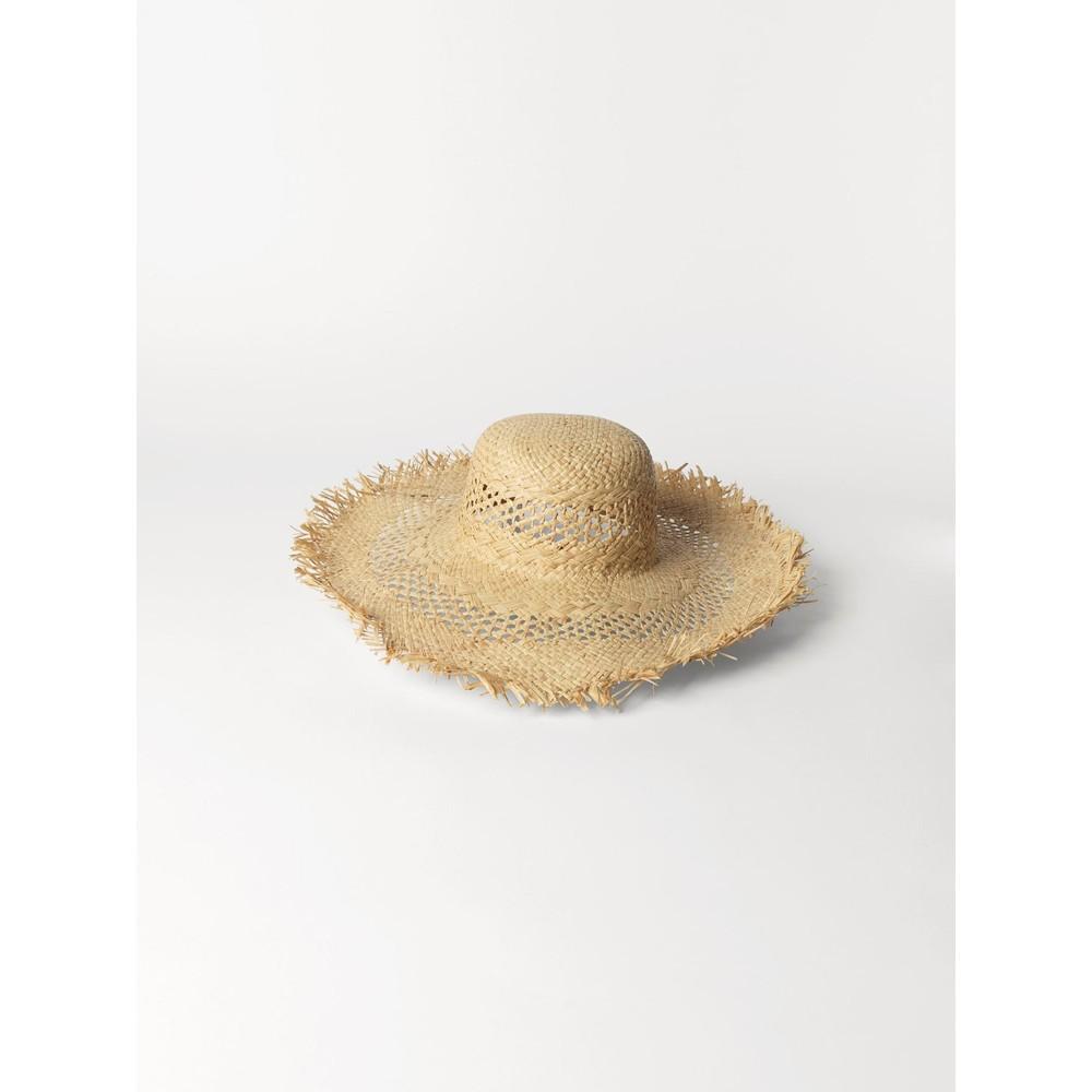 Becksondergaard Truca Straw Hat Nature