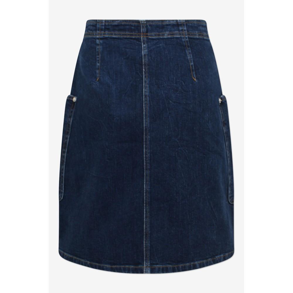 Baum Und Pferdgarten Shantel A Line Skirt Authentic Denim Wash