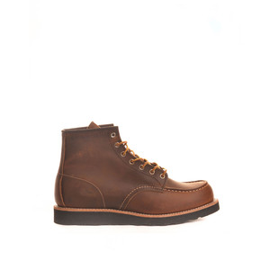 Classic Moc Toe Boot Copper