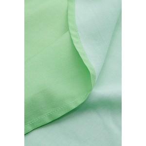 Delicate Love Tanina S/L Ombre Maxi Dress Aqua/Mint
