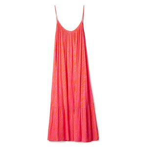 Stuff Zebra O/Sized Maxi Flash Rose/Flash Orange