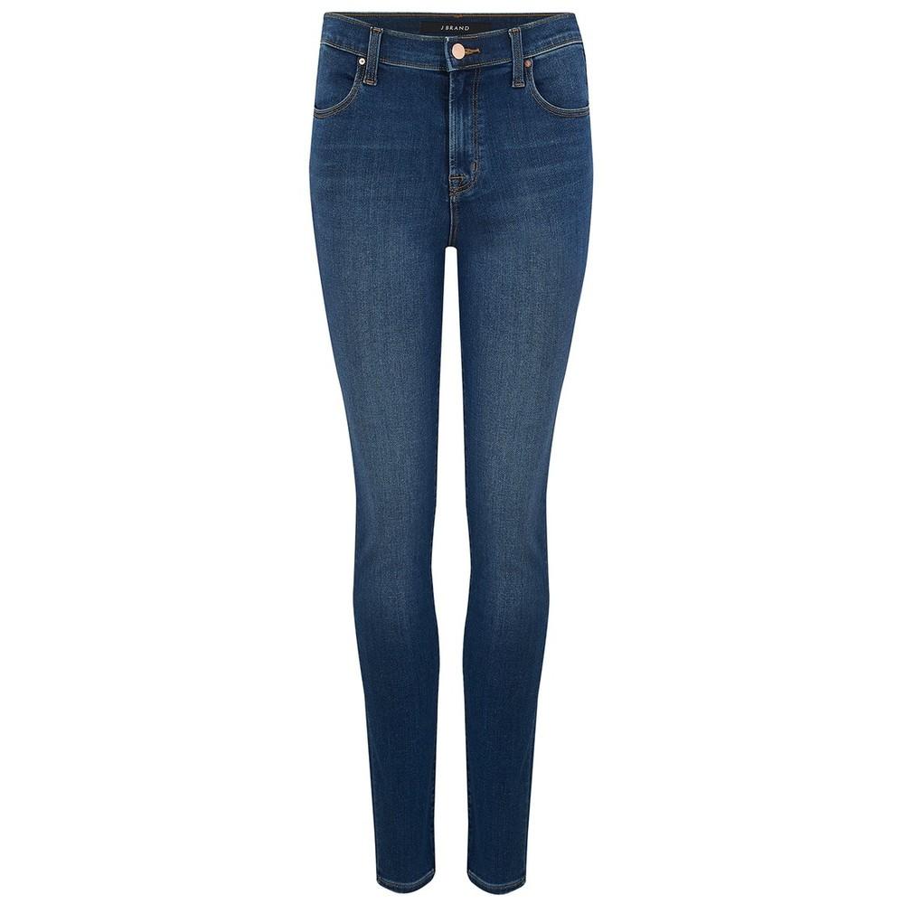 J Brand Maria Hi Rise Skinny Jean Fleeting