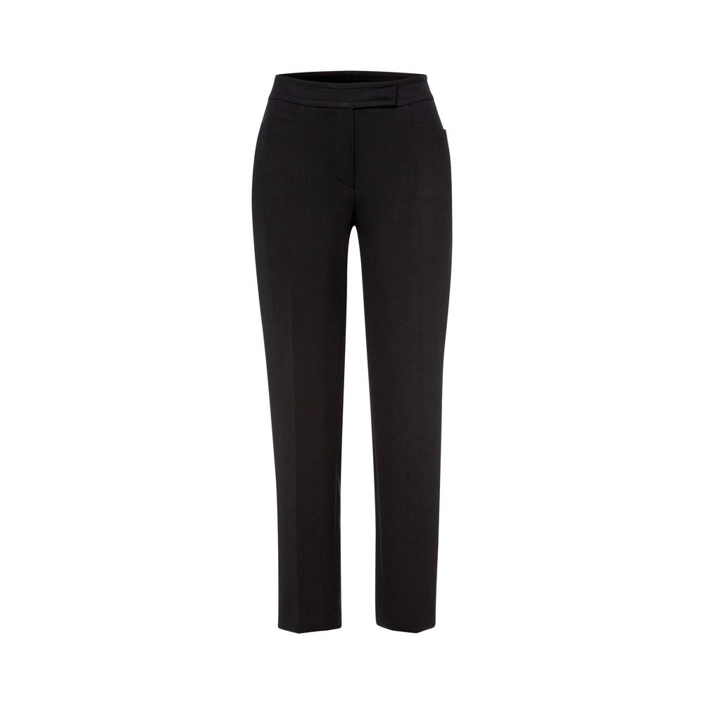 Riani Elegant Slim Fit Trousers Black