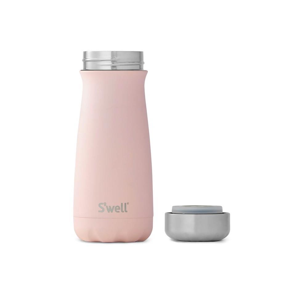 Swell Traveller Flask Pink Topaz