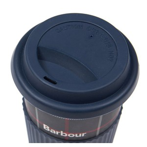 Barbour International Tartan Travel Mug Classic