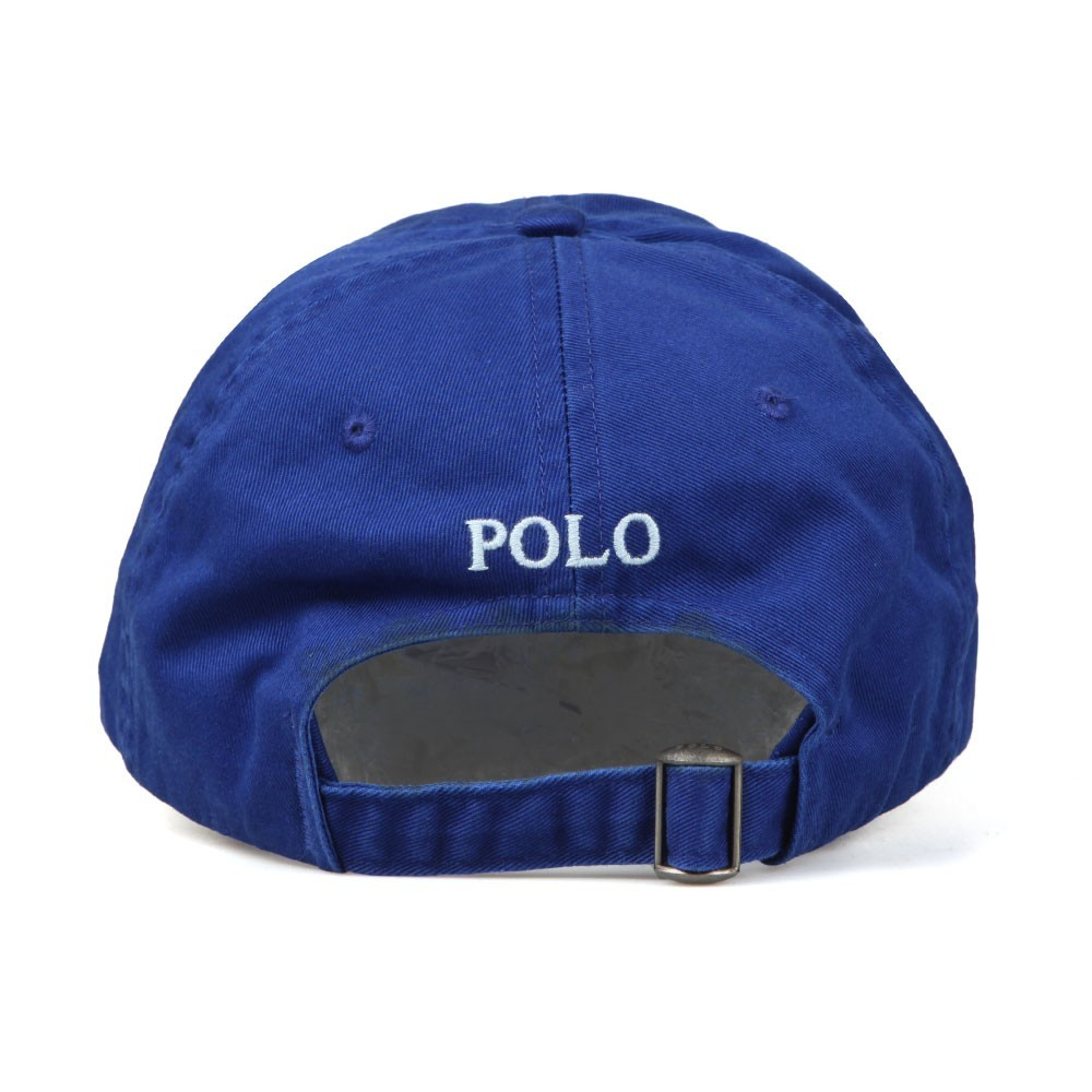 Polo Ralph Lauren Classic Sport Cap Blue