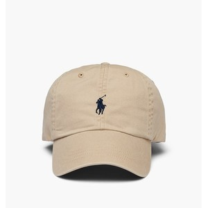 Polo Ralph Lauren Sport Cap Nubuck/Relay Blue
