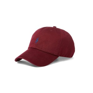 Classic Sports Cap Berry Red