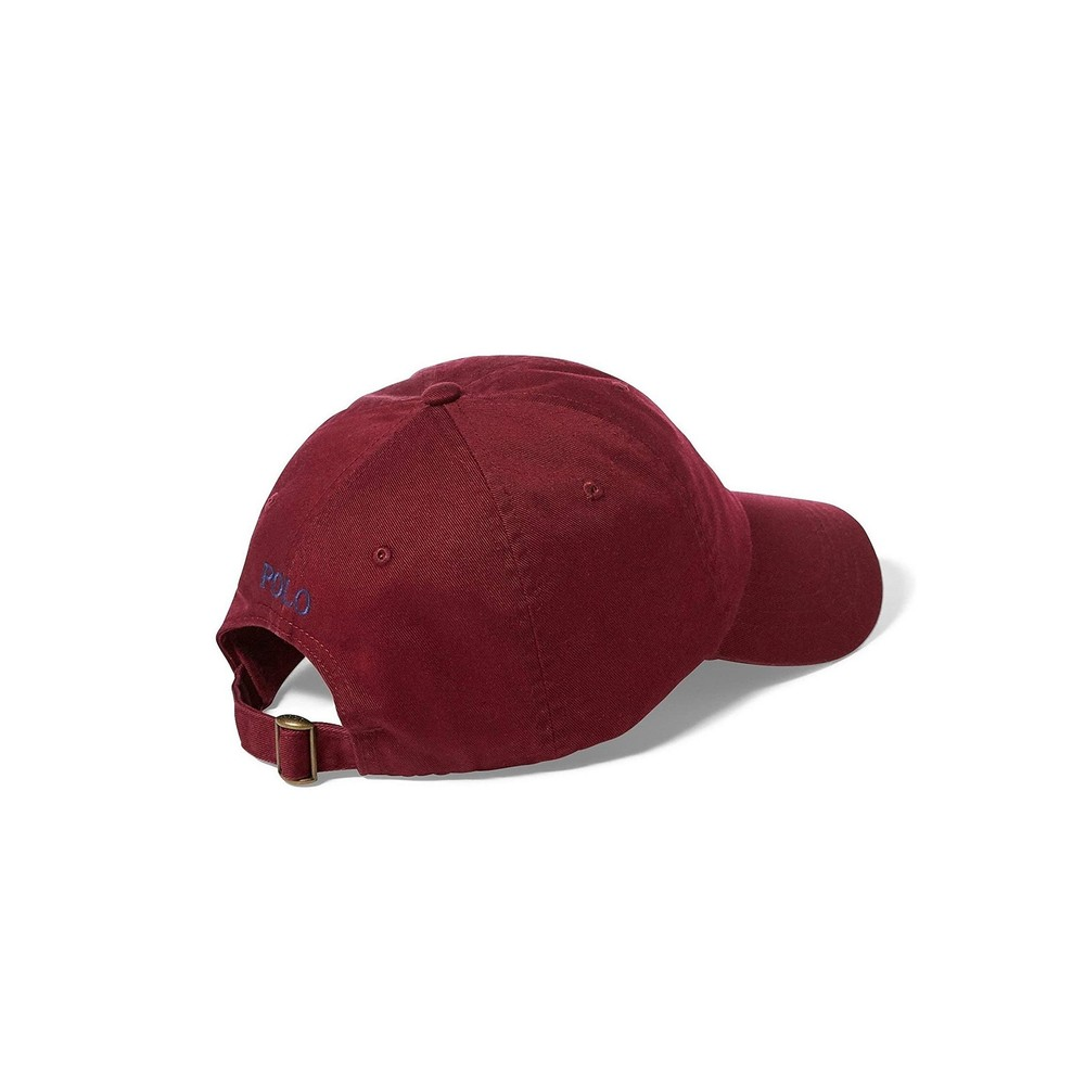 Polo Ralph Lauren Classic Sports Cap Berry Red