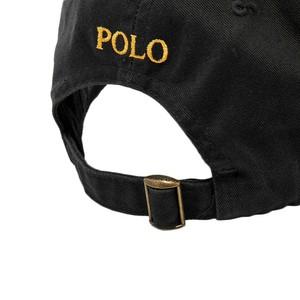 Polo Ralph Lauren Classic Sport Cap Black/Gold