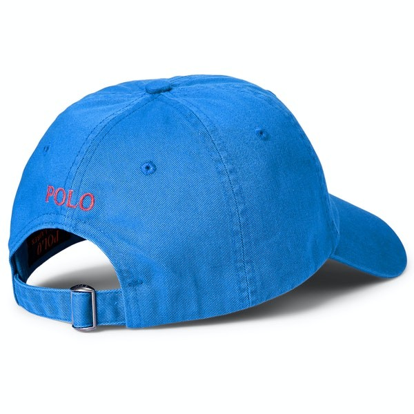 Polo Ralph Lauren Classic Sports Cap Colby Blue