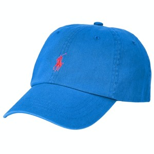 Polo Ralph Lauren Classic Sports Cap in Colby Blue