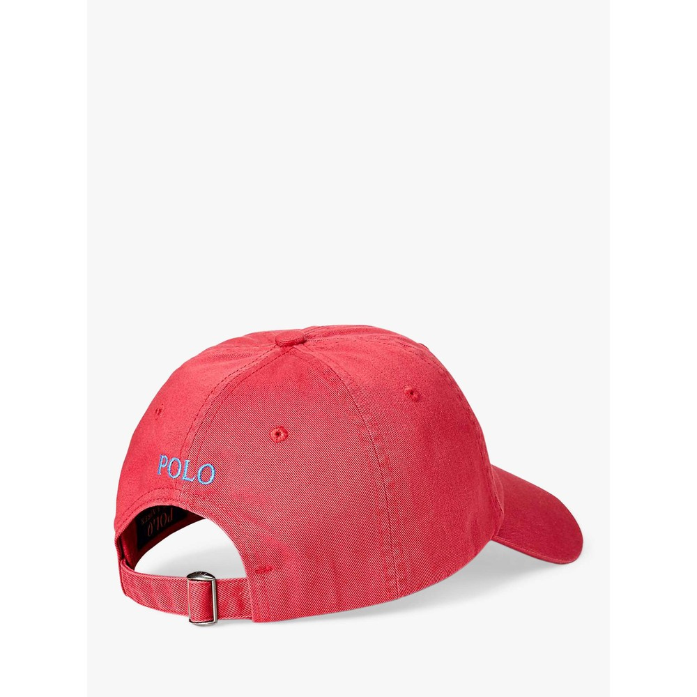 Polo Ralph Lauren Classic Sports Cap Nantucket Red