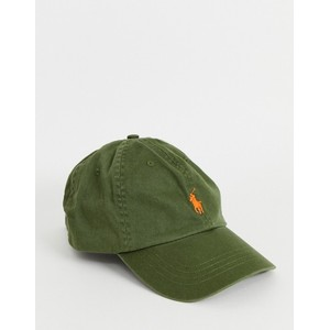 Polo Ralph Lauren Classic Sport Cap in Supply Olive