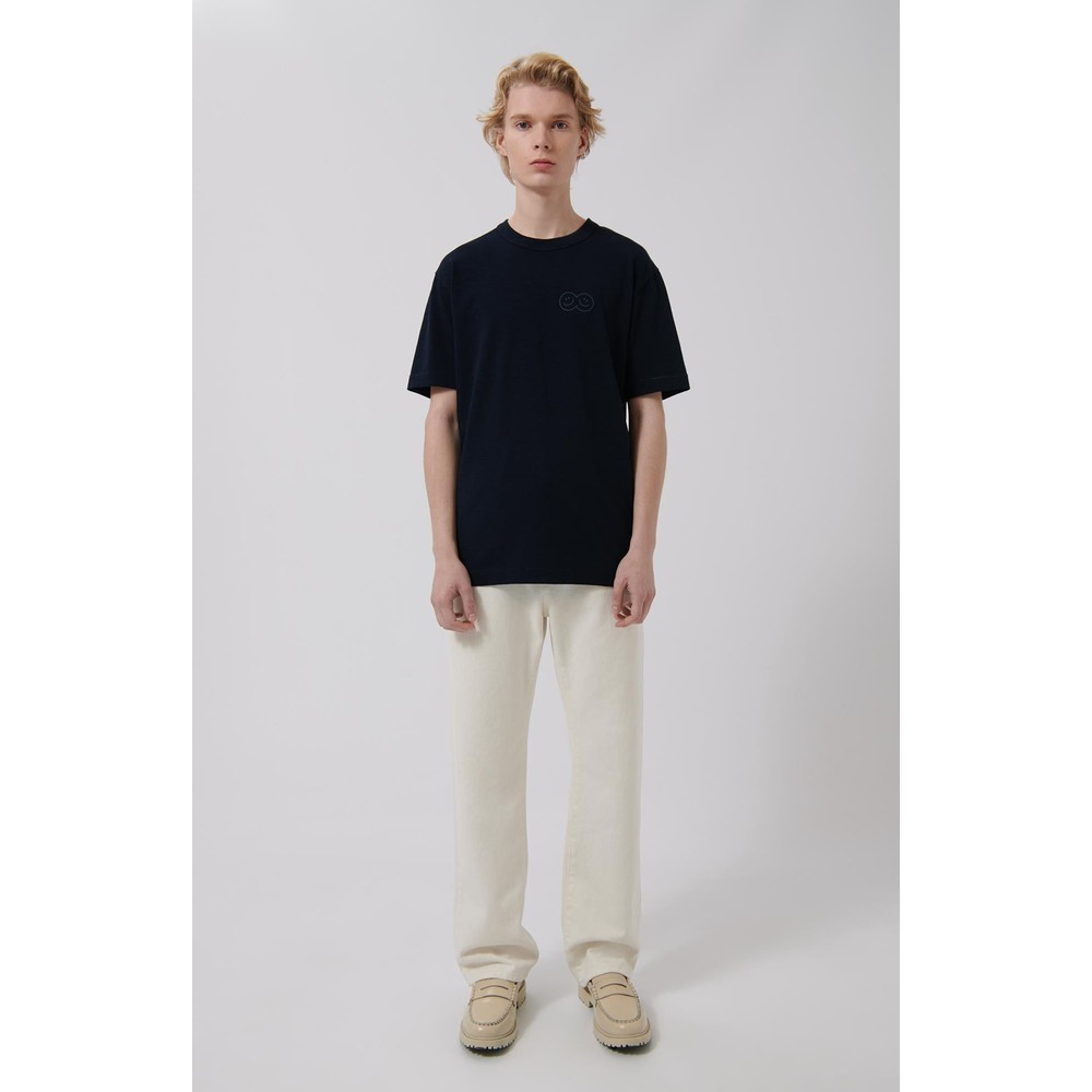 Loreak Together Heavy Slub Tee Navy