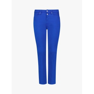 NYDJ Sheri Slim Ankle Jean in Blue Harbour